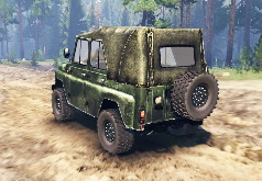 Игра Русский УАЗ: симулятор вождения