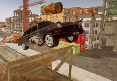Игры Девушка и классический автомобиль