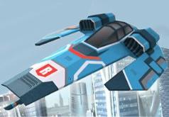 Игра Летающий гонщик