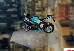 игры городской мотогонщик