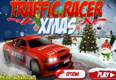 Игры Рождество и машины