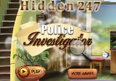 Игра Следователь полиции