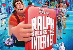 Игра Ральф против Интернета: сборник пазлов