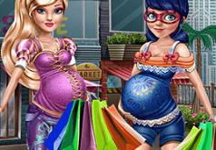 Игра Шопинг для беременных