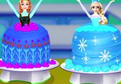 Игра Торт принцесс