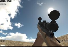 Игра Снайперский удар
