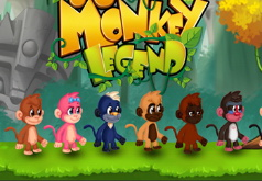 Игра Бродилка обезьянки