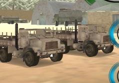Игра Армейский перевозчик