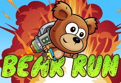 Игра Бег медведя