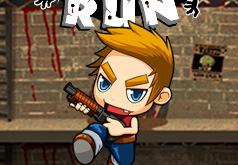 Игра Бегалка: спасение от зомби