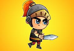 Игра Бегалка рыцаря