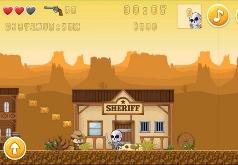 Игра Супер забег ковбоя