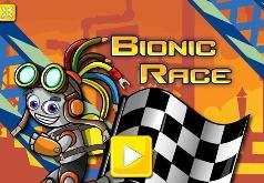 Игра Бионическая гонка