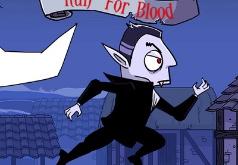 Игра Охота Дракулы за кровью