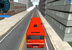 Игра Возить Людей на Автобусе