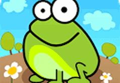 игра лягушка ловит мух языком