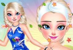 Игра Весенний макияж