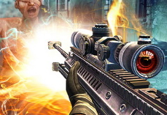 Игра Снайпер вражеская территория