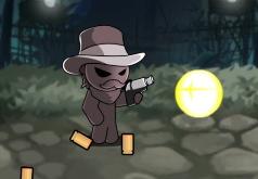 игры самураи против зомби