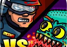 Игра Спецназ против зомби