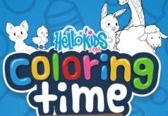 Игра Сборник детских раскрасок