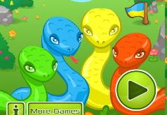 Игры Змея в лабиринте