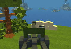 Игра Роблокс: мега война