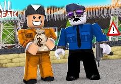 Игра Роблокс полиция