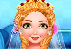 Игра Прическа Невесты