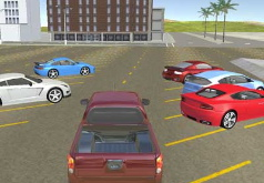 Игра Реалистичный симулятор парковки