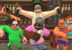 игры пьяные бойцы