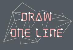 Игра Нарисуй одну линию