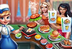 Игра Симулятор Макдональдса, пиццерии, кафе