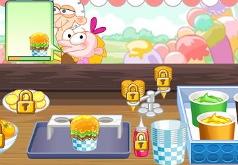 Игры Мороженое Готовим и продаем