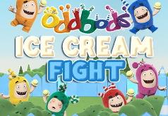 Игра Обстрел мороженым