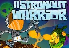 Игра Сражение астронавта с инопланетянами