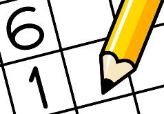 Игра Sudoku HTML5