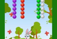 Игра Шариковый шутер кролика