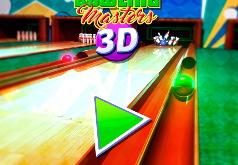 Игра Мастера Боулинга 3Д