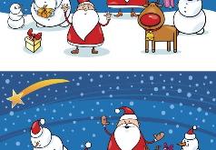 Игра Рождество Поиск отличий