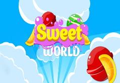 Игра Матч 3: сладкий мир