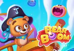 Игра Матч 3: медвежий бум