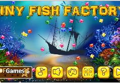 Игра Три в ряд рыбки 2