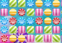Игра Три в ряд: конфетный обвал