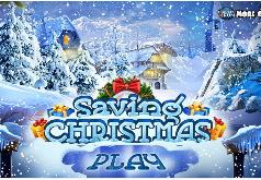 Игра Поиск предметов на Рождество