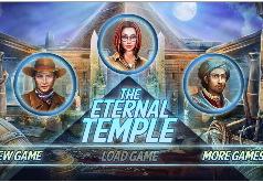 Игра Загадки храма фараона: поиск предметов