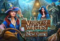 Игра Долина ведьм