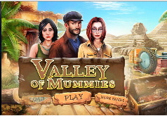 Игра Долина мумий