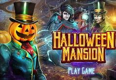 Игра Поиск предметов на Хэллоуин
