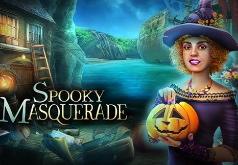 Игра Хэллоуин: жуткий маскарад
